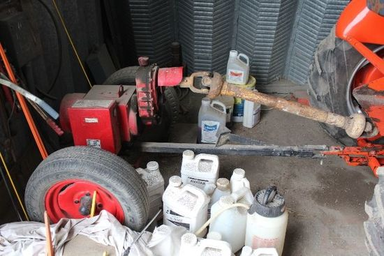 AG-TRONIC 18,000 WATT ALTERNATOR, 540 PTO,