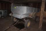 MINNESOTA  NO. 130 GALVANIZED FLARE BOX,