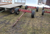 ELECTRIC 4 WHEEL RUNNING GEAR, EXT POLE,