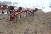 "IH 710 PLOW, AR, 5 BOTTOM, 18"", (4) COULTERS"