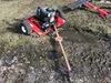 "SWISHER 44"" TRAILING MOWER, SIDE DISCHARGE, 10.5HP"