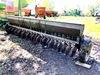 JD 13' VANBRUNT GRAIN DRILL WITH GRASS,