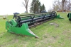 JD925 FLEX HEAD, FORE & AFT, STUBBLE LIGHTS,