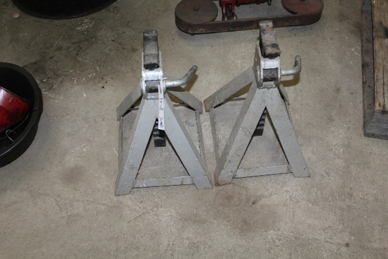 6 TON HD JACK STANDS