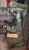 GO-WEST VERTICAL MILLING MACHINE, 3' TABLE,