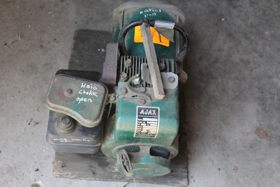 AJAX 120 VOLT GENERATOR, 5 HP GAS ENGINE, 2000 W