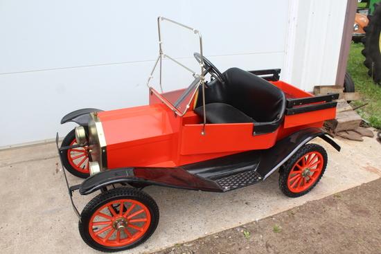 FORD MODEL T SHRINER PARADE CAR, JUNIOR SIZE,