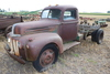 FORD SINGLE AXLE TRUCK, UNABLE TO FIND VIN#,