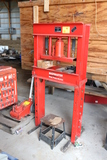 30 TON PRESS WITH HYD JACK