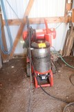 SEAHORSE II ELECTRIC HOT WATER PRESSURE WASHER, 2,500 PSI, 3 GPM,