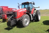 2010 MASSEY FERGUSON 6495 DYNA 6, MFWD, 3 HYD, POWER BEYOND, INSTRUCTIONAL SEAT, 3 PT,