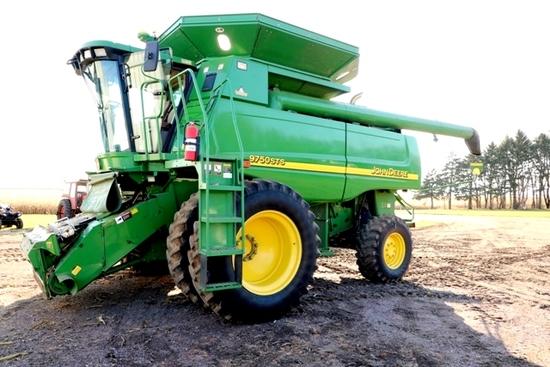 CLEAN LATE MODEL FARM EQUIPMENT RETIREMENT AUCTION