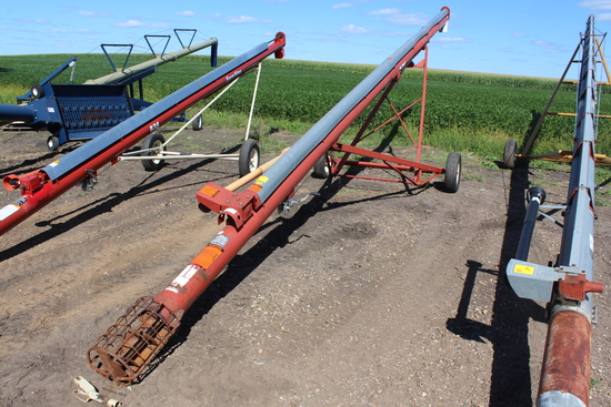 """FETERL 8"""" X 41' AUGER, PTO"""