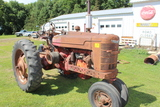 FARMALL M, NF, POWER STEERING, 15.5-38's, PTO, 1 HYD, NEW FRONT