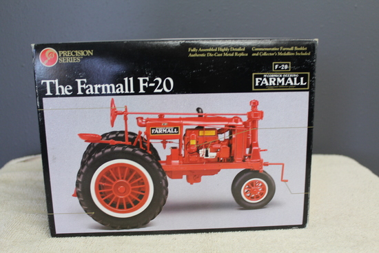 1/16 FARMALL F-20, RED, NF, PRECISION #  4,