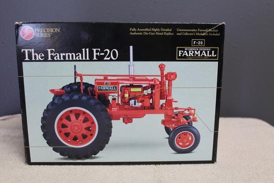 1/16 FARMALL F-20, RED, WF, PRECISION #  6,