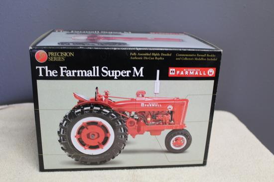 1/16 FARMALL SUPER M, NF, PRECISION # 8