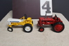 1/16 FARMALL CUB, YELLOW, 1/16 FARMALL SUPER AV,