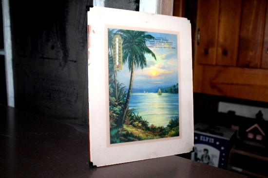 """ADVERTISING PRINT FROM """"ZIESKE LUMBER AND"""