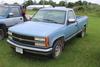 **1992 CHEVROLET C1500 REG CAB PICKUP, AUTO, V6,