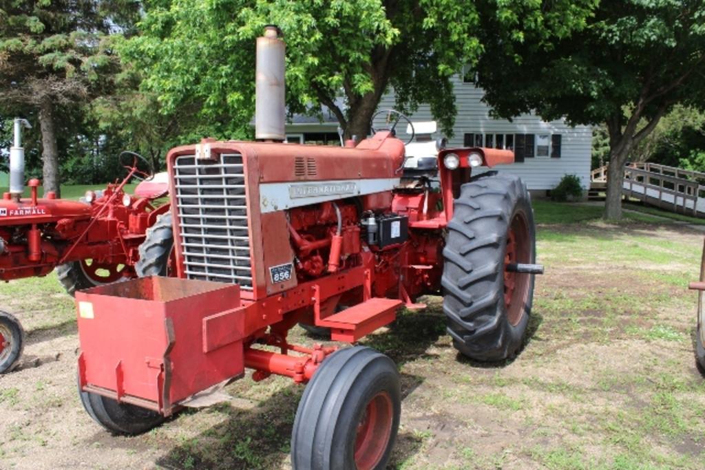 Norskog Farm Equipment Retirement Auction