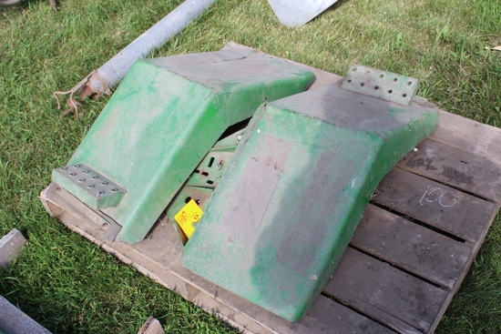 FRONT FENDERS 2 WD TRACTOR