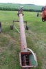 """8"""" X 11' JUMP AUGER WITH ELECTRIC MOTOR"""