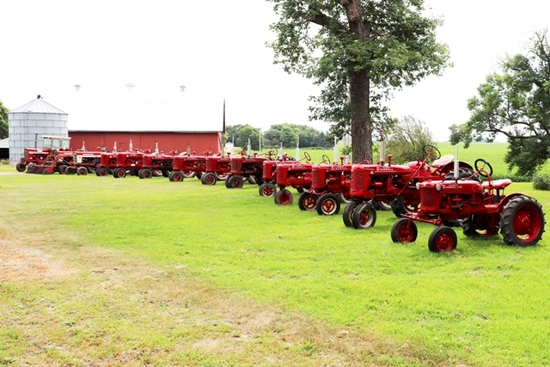 TEGNER COLLECTION TRACTORS & FARM EQUIPMENT