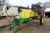 SPRAYER SPECIALTIES NF1000 PULL TYPE SPRAYER,