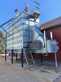 2009 NECO D1680 DRYER, CONTINUOUS/BATCH DRYER,