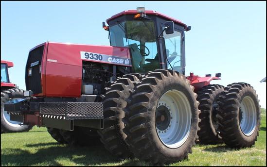Swoboda Farm Equipment Retirement Auction