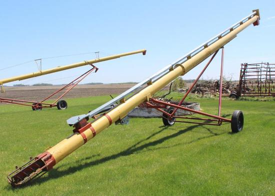 """Westfield 10"""" Auger, Approx 40', 540 PTO"""