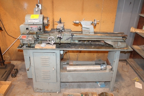 CRAFTSMAN COMMERICAL TURNING LATHE,