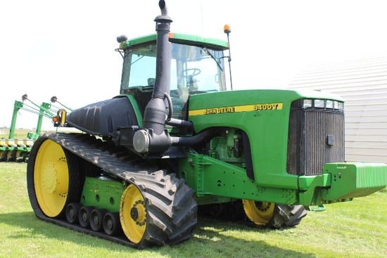 LATE MODEL FARM EQUIPMENT RETIREMENT AUCTION