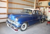 *** 1954 CHEVROLET DELUXE CAR, 02327 MILES SHOWING