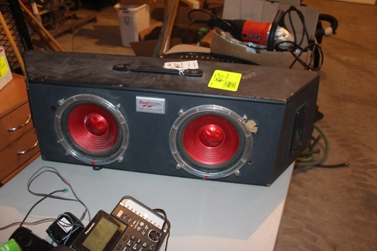 ROADMASTER SPEAKERS, NO SHIPPING PICKUP ONLY
