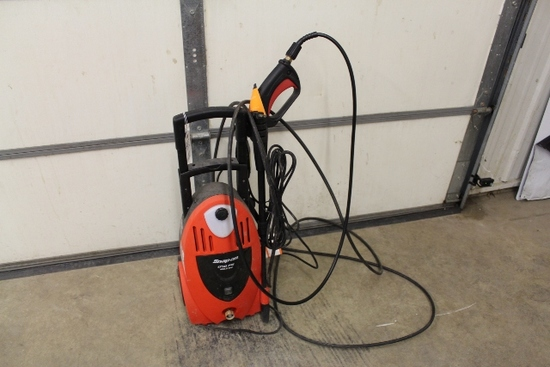 SNAP-ON 1750PSI COLD WATER PRESSURE WASHER ,