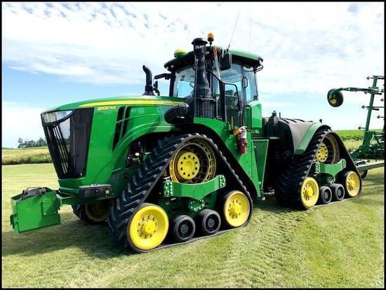 PAYNE FARMS LATE MODEL JD RETIRMENT AUCTION
