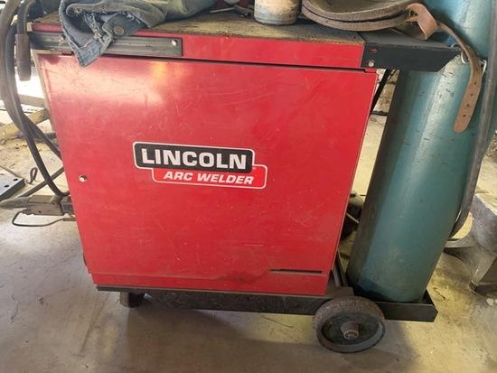 LINCOLN IDEALARC SP-200 WELDER, NO TANK