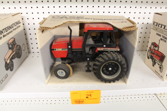 CIH 2394 Toy Tractor, NIB, box has damage