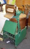 Vintage Wringer Washing Machine, Copper Tub