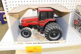CIH 7140 MFWD Toy Tractor, Duals, NIB, box has damage