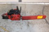 """Jonsered Chain Saw, Model 70E, 16"""" Bar"""