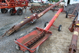 """Westfield 8"""" Jump Auger On Cart With 5 HP Electric Motor, Single Phase"""