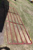 14' Big Valley Cattle Pipe Gate
