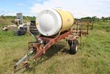 Demco Sprayer, PT, 45' Boom, PTO Pump, 500 Gal Fiberglass Tank
