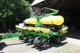 "John Deere 1760 MaxEmerge Plus 12R30"" Frontfold Planter, Vacuum, Markers, G"
