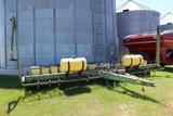 "John Deere 7000 Planter, 15R15"" with Tractor Track Skips, In Furrow Fert, ("