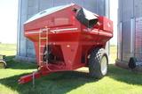"""EZ Trail 700 Grain Cart, Shurco Roll Tarp, 24.5-32 Tires, 1-3/8"""" 1000 PTO"""