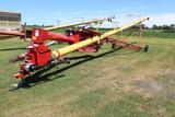 Westfield MK 100-71 Swing Hopper Auger, 540 PTO, Side Drive